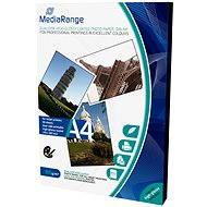 MEDIARANGE A4 50 listov, obojstranne lesklý - Fotopapier