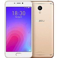 Meizu M6 32 GB zlatý - Mobilný telefón