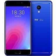 Meizu M6 32 GB modrý - Mobilný telefón