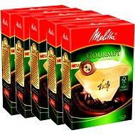 Melitta káva 1x4/80 Gourmet, balanie 3+2 zadarmo - Filter
