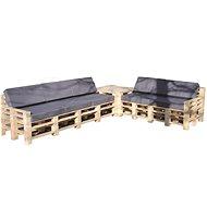 Moduleta Rohová sedačka se stolíkem