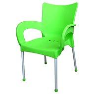 MEGAPLAST SMART plast, AL nohy, zelená