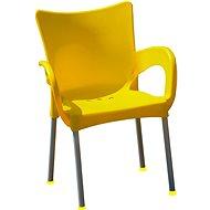 MEGAPLAST SMART plast, AL nohy, žltá