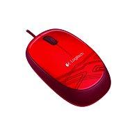 Logitech Mouse M105 červená