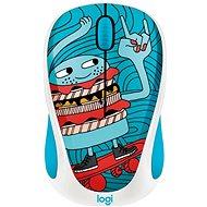 Logitech Doodle Skateburger - Myš