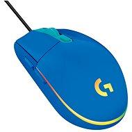 Herná myš Logitech G102 LIGHTSYNC, Blue