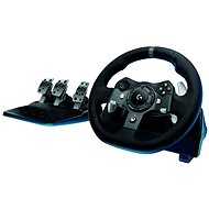 Logitech G920 Driving Force - Pretekársky volant