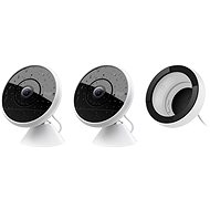 Logitech Circle 2 Bundle 2× Wired + 1× Window Mount - IP kamera