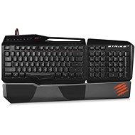 Mad Catz S.T.R.I.K.E.3 čierna - Herná klávesnica