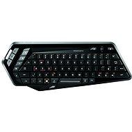Mad Catz S.T.R.I.K.E. M čierna - Herná klávesnica