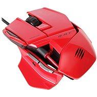 Mad Catz R.A.T. 3 červená - Herná myš
