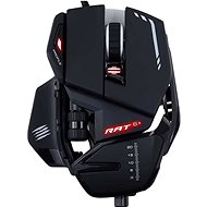 Mad Catz R.A.T. 6+ čierna - Herná myš