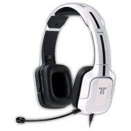 TRITTON PS3 KUNAI Stereo Headset biele - Herné slúchadlá