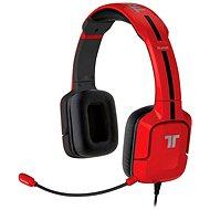 TRITTON PS3 KUNAI Stereo Headset červený - Herné slúchadlá