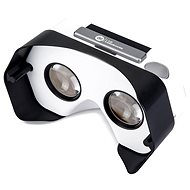 I AM CARDBOARD DSCVR čierne - Okuliare na virtuálnu realitu