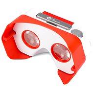 I AM CARDBOARD DSCVR červené - Okuliare na virtuálnu realitu
