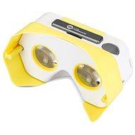 I AM CARDBOARD DSCVR žlté - Okuliare na virtuálnu realitu