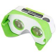 I AM CARDBOARD DSCVR zelené - Okuliare na virtuálnu realitu
