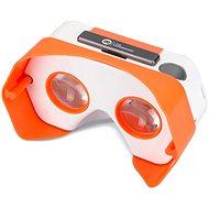 I AM CARDBOARD DSCVR oranžové - Okuliare na virtuálnu realitu