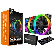 Cougar VORTEX HDB RGB COOLING KIT - Ventilátor do PC