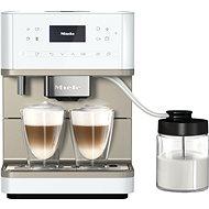 Miele CM 6360 lotosovo biely - Automatický kávovar