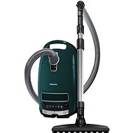 Miele Complete C3 Select Parquet Petrolej - Vreckový vysávač