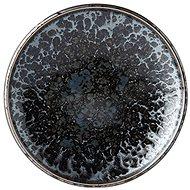 Made In Japan Plytký tanier na predjedlo Black Pearl 17 cm - Tanier
