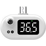 MISURA Chytrý mobilní teploměr - miniUSB/USB-C WHITE
