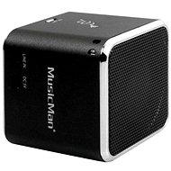 TECHNAXX MusicMan Mini čierny - Bezdrôtový reproduktor