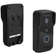 Technaxx bezdrôtový WiFi video zvonček s kamerou a otváraním dverí, čierny (TX-82) - Videotelefón