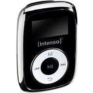 INTENSO MUSIC MOVER 8 GB čierny - MP3 prehrávač