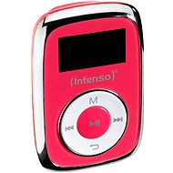 INTENSO MUSIC MOVER 8 GB ružový - MP3 prehrávač