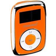 INTENSO MUSIC MOVER 8 GB oranžový - MP3 prehrávač