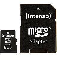 Intenso Micro SD Card Class 108GB - Pamäťová karta