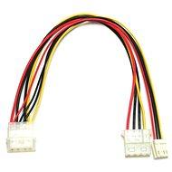 ROLINE napájací FDD 5.25'' - 5.25'' a 3.5'', 0.25 m - Napájací kábel