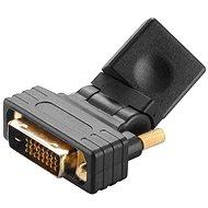 AKASA DVI-D – HDMI - Redukcia