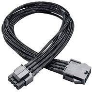 AKASA FLEXA P8 0,4 m - Napájací kábel