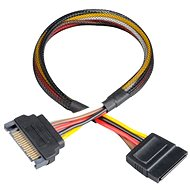 AKASA SATA Power Cable Extension - Redukcia
