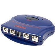 Roline USB 2.0 prepínač 4 : 1