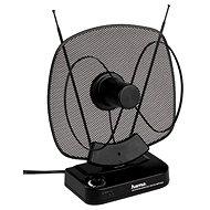 Hama VHF/UHF/FM čierna - Izbová anténa