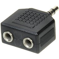 OEM audio 3,5 mm JACK --> 2x 3,5 mm JACK
