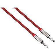 Hama Color Line Jack - Jack, 1 m, červený - Audio kábel