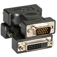 ROLINE VGA-DVI, DVI-A (F) - MD15HD - Redukcia