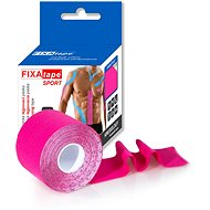 FIXAtape Kinesio Standard 5cm × 5m Pink1 pcs