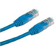 Datacom, CAT6, UTP, 1 m, modrý - Sieťový kábel