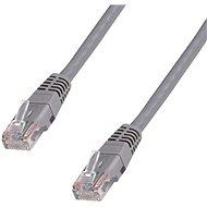 Sieťový kábel Datacom, CAT5E, UTP, 10m - Síťový kabel