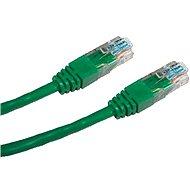 Datacom CAT5E UTP zelený 10 m