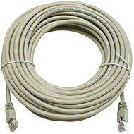 Sieťový kábel Datacom, CAT5E, UTP, 15 m - Síťový kabel