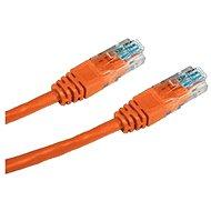 Datacom, CAT5E, UTP, 0.25, oranžový