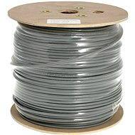 Datacom, drôt, CAT6, FTP, PVC, 305m /cievka - Sieťový kábel